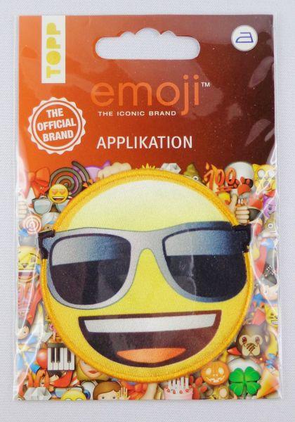 emoji Lachen mit Sonnenbrille Art.19867