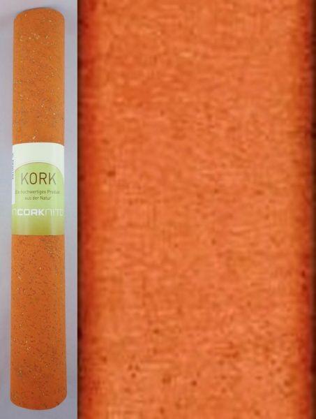 Incorknito - Korkleder-Zuschnitt 70 x 30cm IC 7030104 salmon