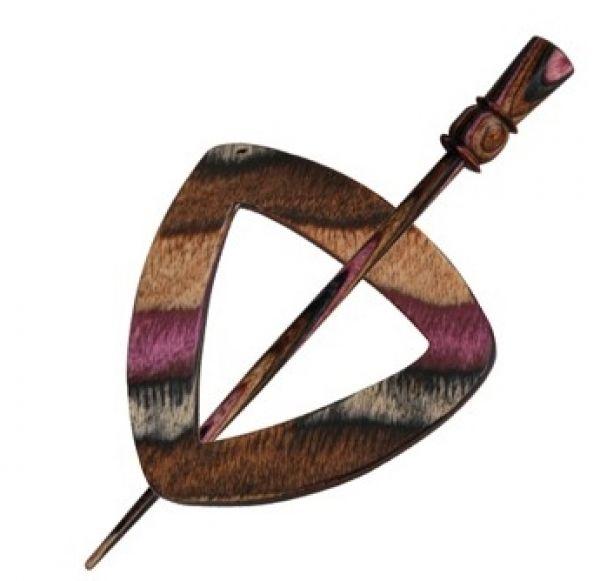 Knit Pro Lilac Shawl Pins ( Tuchnadeln No. 20822)