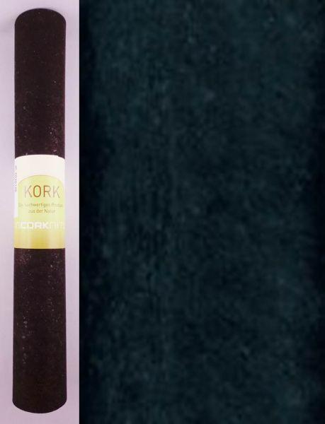 Incorknito - Korkleder-Zuschnitt 70 x 30cm IC 7030106 darkbrown