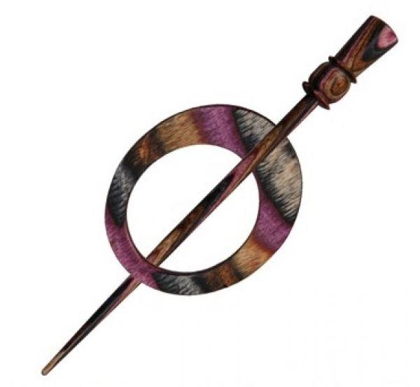 Knit Pro Lilac Shawl Pins ( Tuchnadeln No. 20823)