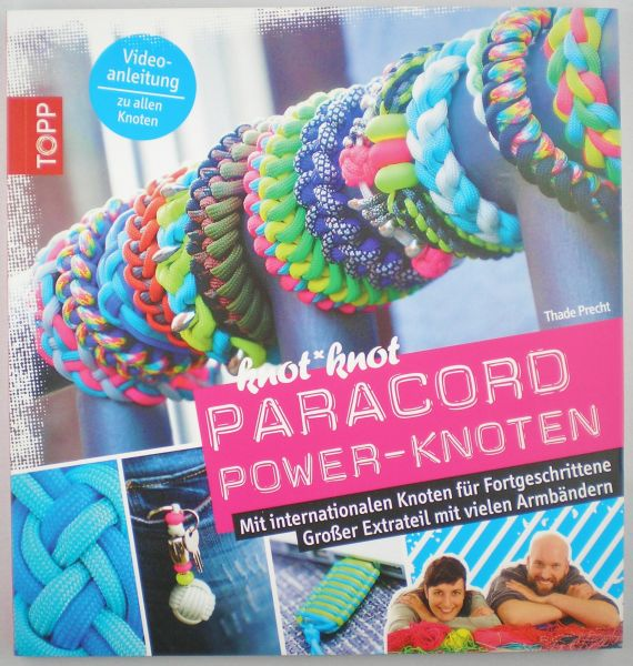 TOPP- knot*knot PARACORD Power-Knoten 7552