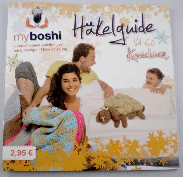 my boshi Häkelguide Vol. 6.0 Kuschelwarm