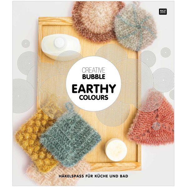 """Rico Creative Bubble """" EARTHY COLOURS """""""