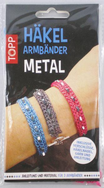 TOPP - Häkel - Armbänder - METAL