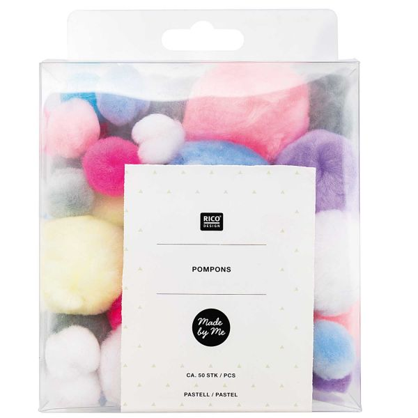 Rico Pompons Pastell (No. 08758.00.64)
