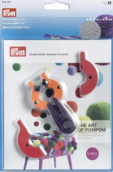 Prym Pompon Maker 2 in 1 ( No. 624 180 )