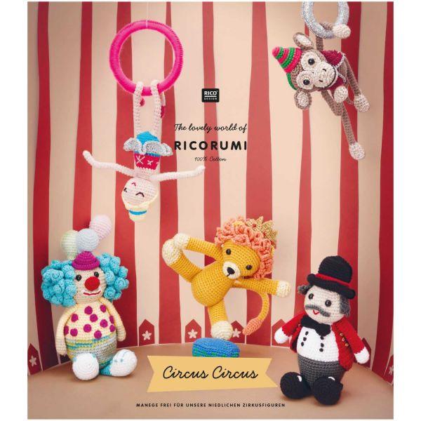 """Rico Creative Ricorumi """"Circus Circus"""""""