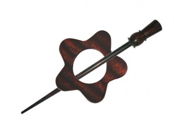 Knit Pro Rose Shawl Pins ( Tuchnadeln No. 20829 )