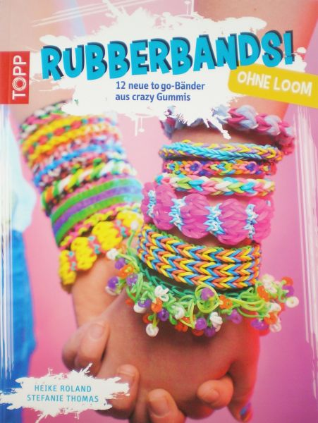 TOPP 4084 Rubberbands! Ohne Loom
