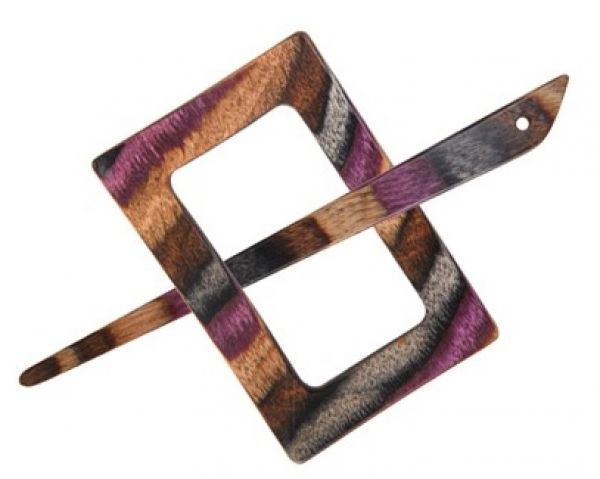 Knit Pro Lilac Shawl Pins ( Tuchnadeln No. 20826)