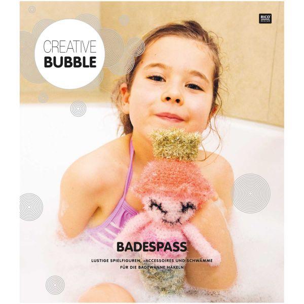 """Rico Creative Bubble """" BADESPASS """""""