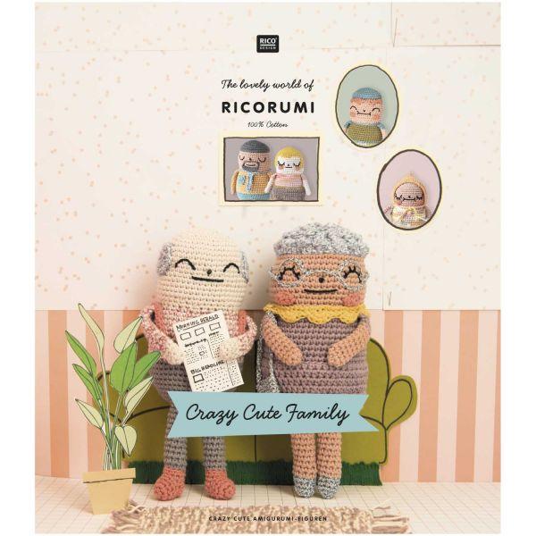 """Rico Creative Ricorumi """"Crazy Cute Family"""""""