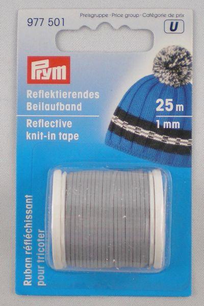 Prym Reflektierendes-Beilaufband-Art.977501