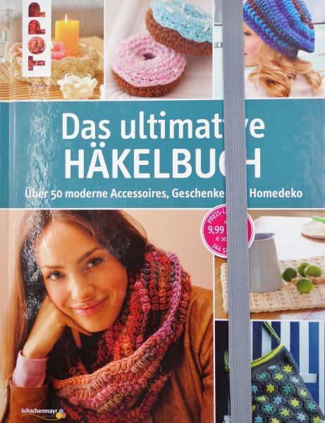 TOPP- Das ultimative Häkelbuch