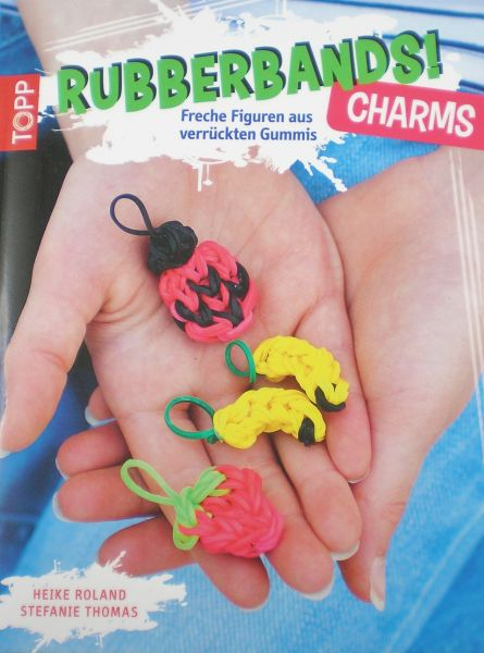TOPP 4153 Rubberbands! Charms