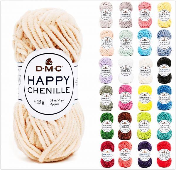 DMC Happy Chenille, 15g Special Amigurumi Wolle
