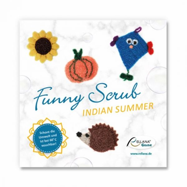 Funny Scrub INDIAN SUMMER