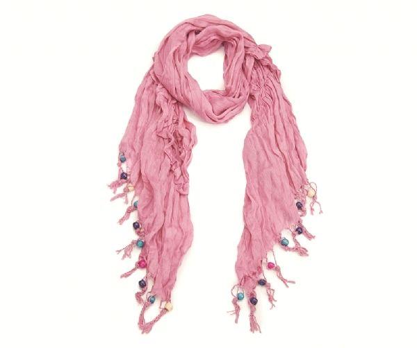 Knitter-Schal - rosa 55162
