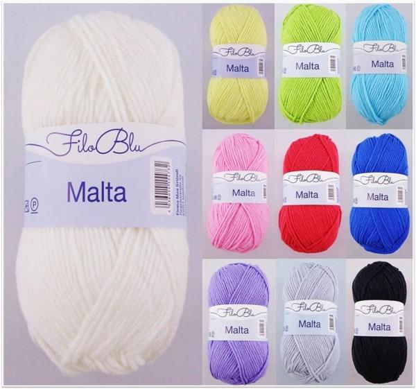 Filo Blu Malta, 50g-Knäuel