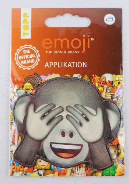 emoji Affe - nicht sehen Art.19870