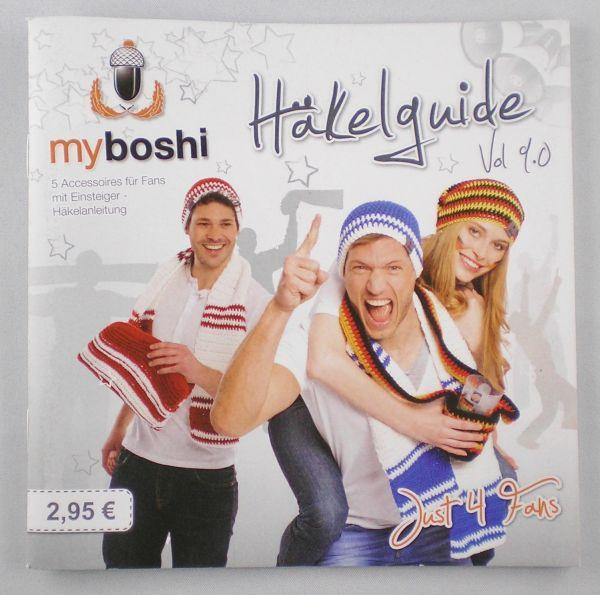 my boshi Häkelguide Vol. 9.0 Just 4 Fans