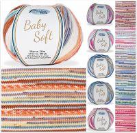 Rellana Baby Soft, 50g Babywolle