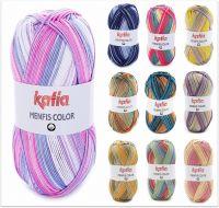 Katia Menfis Color, 100g Farbverlaufsgarn