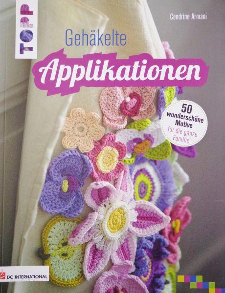 TOPP- Gehäkelte Applikationen
