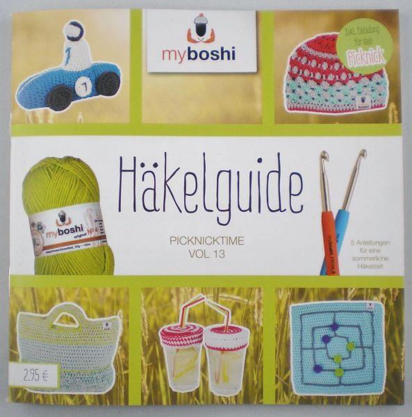 my boshi Häkelguide Vol. 13 Picknicktime