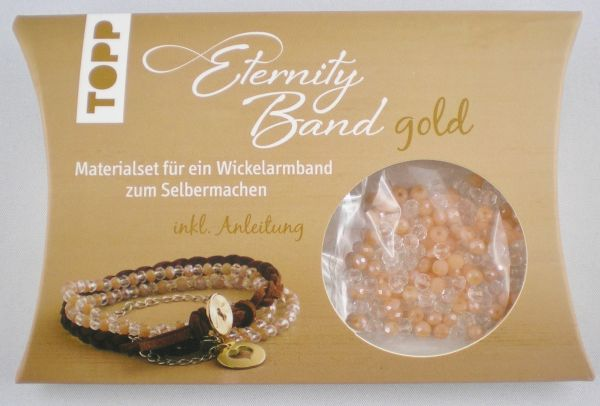 TOPP Eternity Bands Gold