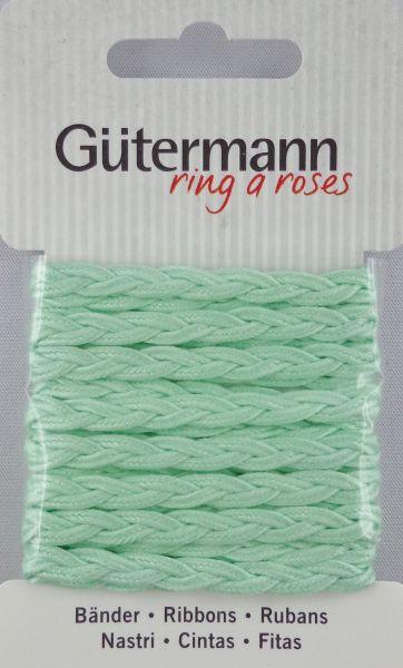 Bänder geflochten, grün 650226 Col.152