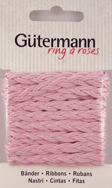 Bänder geflochten, rosa 650226 Col. 660