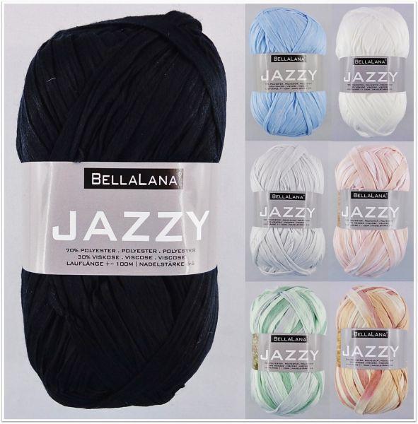 BellaLana Jazzy, 50g Bändchengarn
