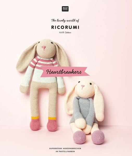 "Rico Creative Ricorumi "" Heartbreakers """