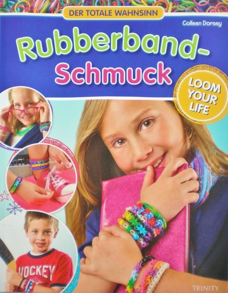 Rubberband-Schmuck - LOOM YOUR LIFE
