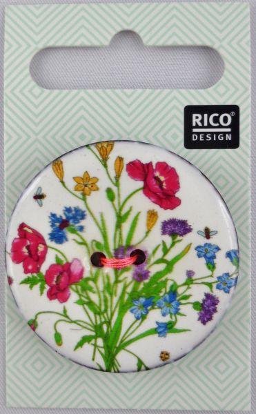 Rico Floral Weiß Ø 4cm No. 516