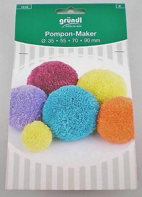 Gründl Pompon-Maker