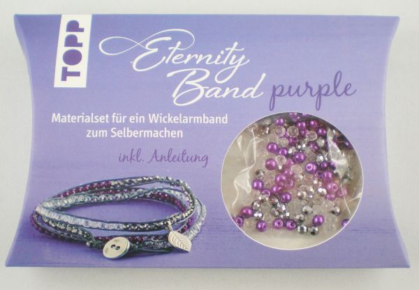 TOPP Eternity Bands purple