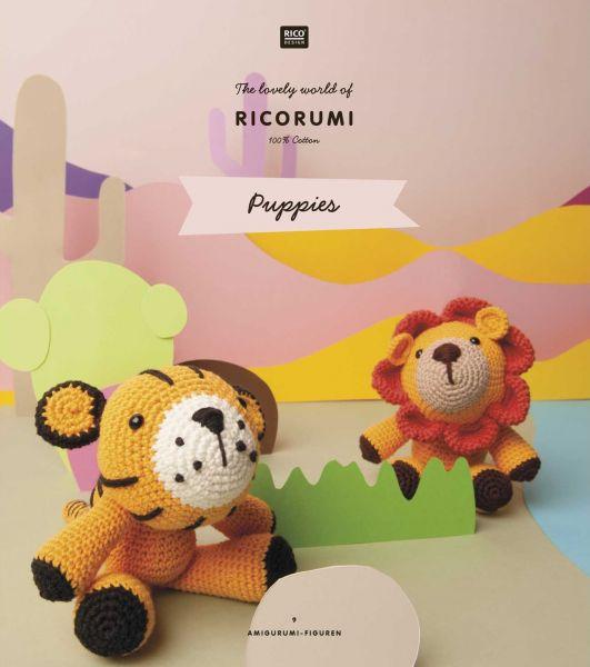 "Rico Creative Ricorumi ""PUPPIES"""
