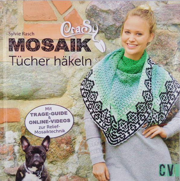 CraSy Mosaik Tücher häkeln