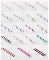 Knit Pro Zing Stricknadeln 25cm lang aus Aluminium in verschiedenen Stärken