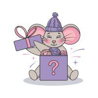 Überraschungs-Paket Sockenwolle