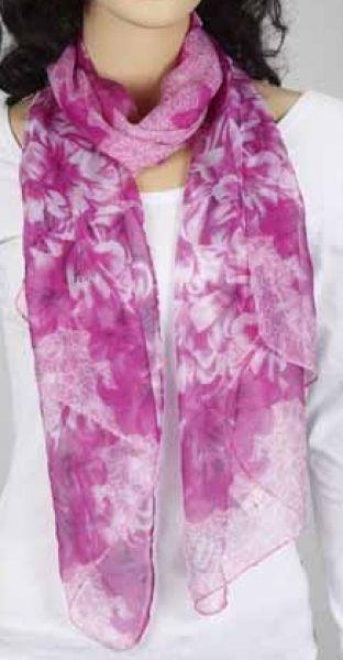 Schal - pink-rosa 349-30