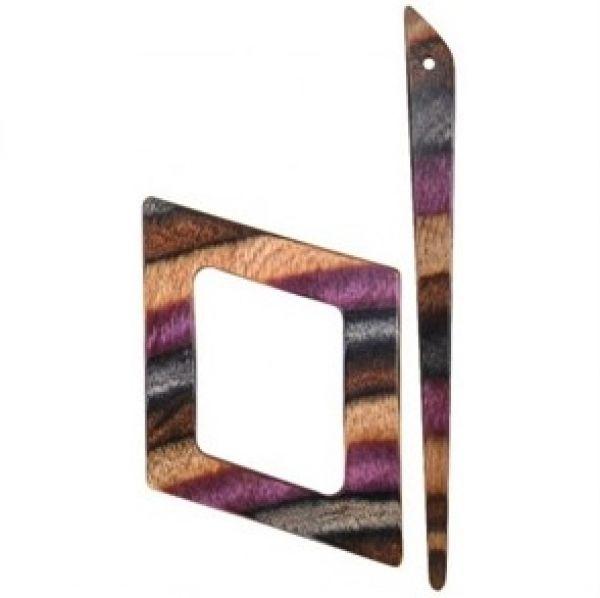 Knit Pro Lilac Shawl Pins ( Tuchnadeln No. 20825)