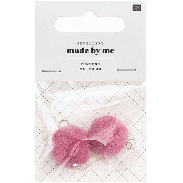Rico Design Pompons Pink (No. 7094.69.13)