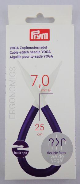 Prym Yoga Zopfmusternadeln Ø 7,0
