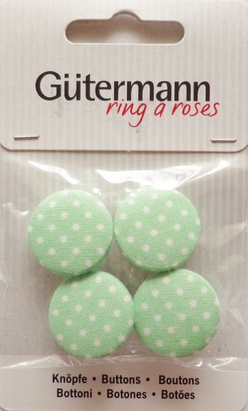 Gütermann Stoffknöpfe Ø 23mm Art. 653065 Col.152