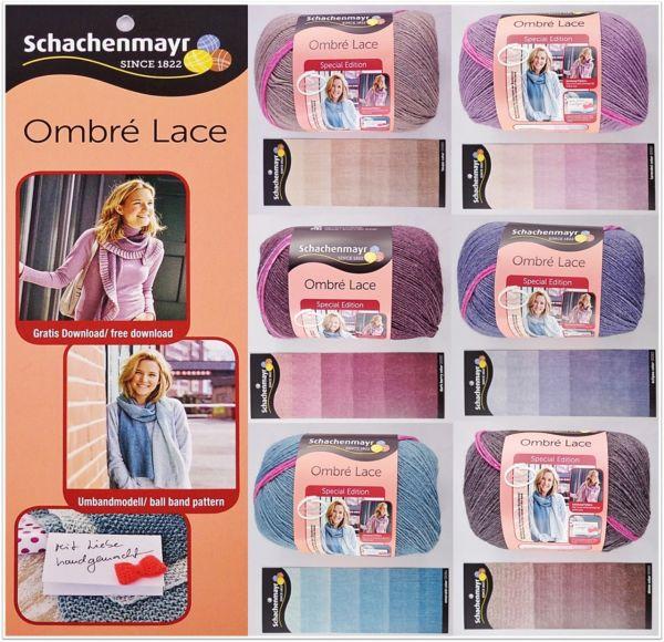 Schachenmayr Ombré Lace, 100g-Knäuel