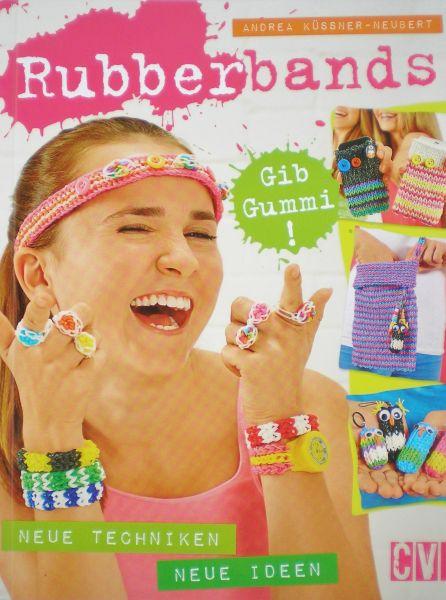 CV 3601 Rubberbands - Gib Gummi !